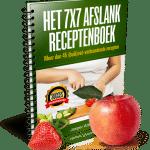 Review: 7×7 Afslank Receptenboek – Jasper Alblas